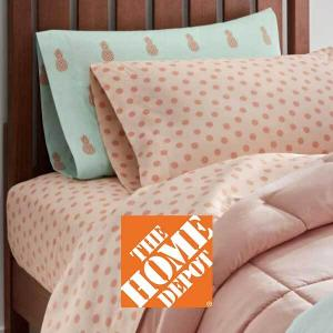 Up to 30% Off Bedding & Bath Linens