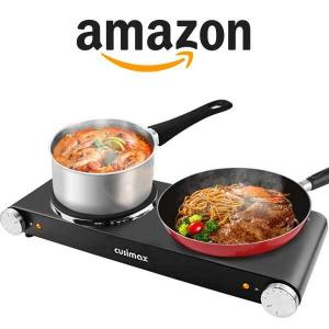 17% Off Cusimax Double Hot Plates