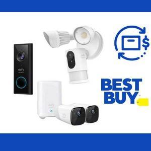 Ends 7/31: 15% Off Select Eufy Security Cameras & Video Doorbells