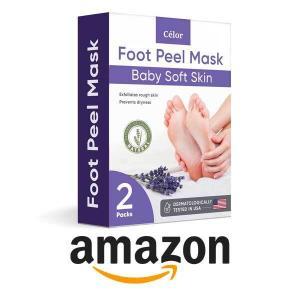 57% Off Foot Peel Mask (2 Pairs)