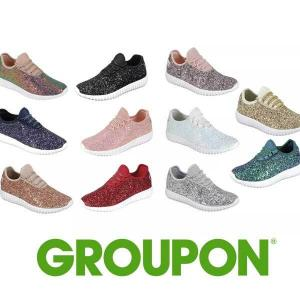 66% Off Women Bling Sequin Glitter Fashion Shoes