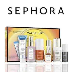 46% Off Sunday Riley Wake Up With Me Morning Routine Kit