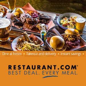 (3) $50 Restaurant.com eGift Cards for $24