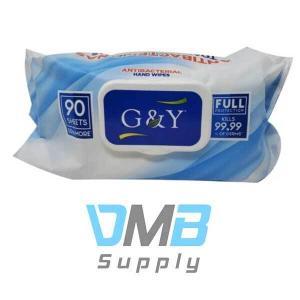 38% Off Off G&Y Antibacterial Hand Wipes 1080 Ct.