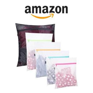 10% Off Mesh Laundry Bags (Set of 5)
