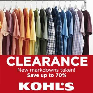 Clearance New Markdowns Save Up to 70%