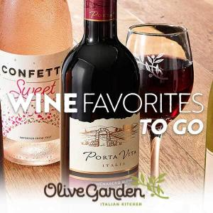 Cheers to Your Wine Favorites To Go Starting at $15