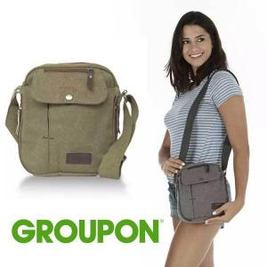 86% off Multifunctional Heavy-Duty Canvas Traveling Bag