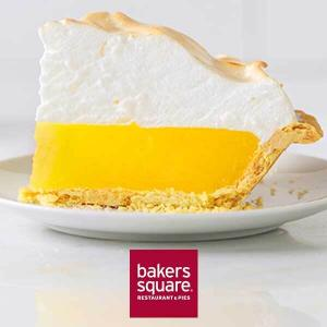 Free Slice of Pie w/ Any Entree & Beverage Purchase