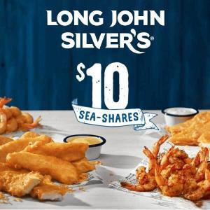 $10 Sea Shares