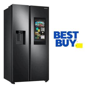 $100 Google Nest Credit with Family Hub Refrigerator