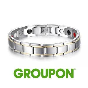 73% Off Men's Magnetic Therapy Bracelet