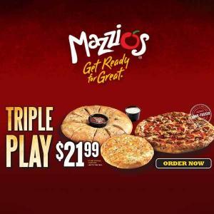 Triple Play at $21.99