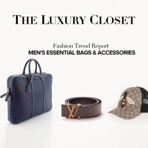 Men's Essential Bags & Accessories