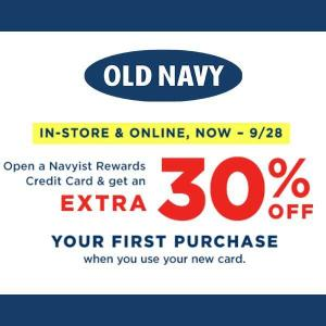 Extra 30% Off First Purchase