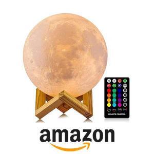 15% Off Moon Lamp 16 Colors LED Night Light
