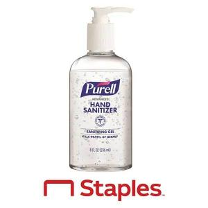 50% Off PURELL Advanced Hand Sanitizer Refreshing Gel