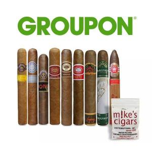 35% Off Cuban Presidential Selection Cigar Sampler (9-Piece) from Mike's Cigars