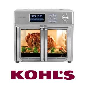 15% Off Kalorik MAXX Digital Air Fryer Toaster Oven