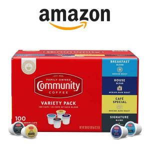 19% Off 100 Ct Community Coffee Variety Pack Coffee Pods