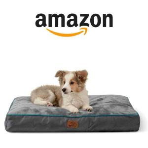35% Off Bedsure Waterproof Dog Beds for Large Dogs