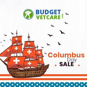Columbus Day Sale: 12% Off on All Orders