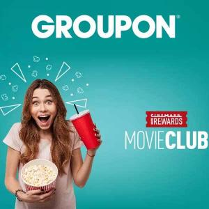 Up to 16% Off Movie Club Membership at Cinemark