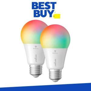 $9 Off on Sengled Smart Wi-Fi LED A19 Bulb (2-Pack)