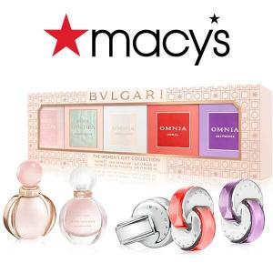 $16 Off BVLGARI 5-Piece Women's Fragrance Gift Set