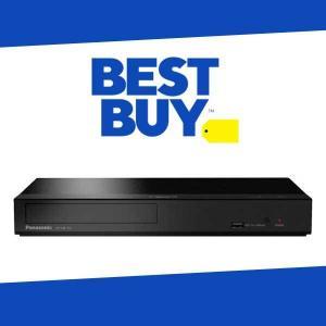 $30 Off Panasonic 4K Ultra HD Dolby Atmos Audio DVD/CD/3D Blu-Ray Player