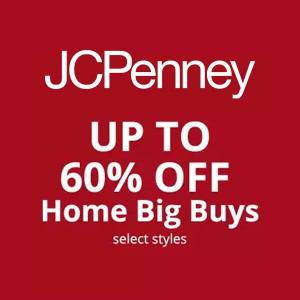 Up to 60% Off Home Big Buys