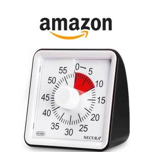 30% Off Secura 60-Minute Visual Timer
