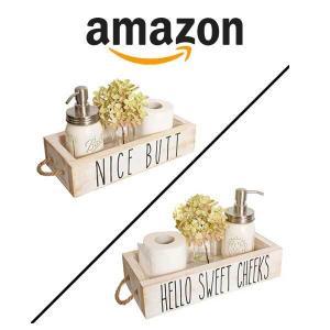 52% Off Nice Butt Bathroom Decor Box