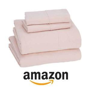 Up to 15% Off Amazon Basics Cotton Jersey Bedding