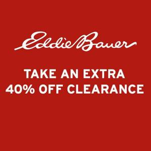 Extra 40% Off Clearance with Code