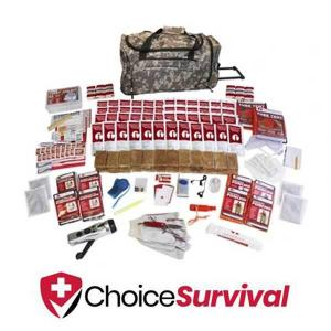 Up to 16% Off 4-Person Emergency Kits