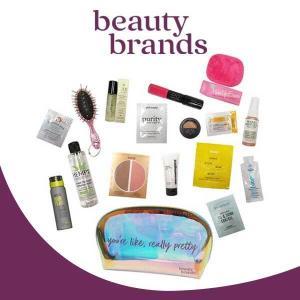 Free 17pc. Fall Beauty Bag w/ Any $30 Beauty
