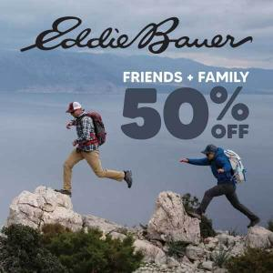 Friends & Family Sale: 50% Off