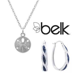 Big Savings on Fine Jewelry & Belk Silverworks