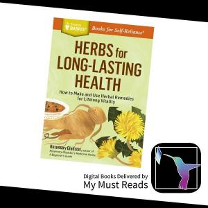 "60% Off ""Herbs for Long-Lasting Health"" eBook"