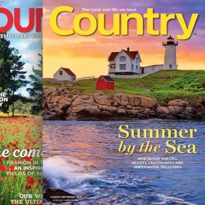 86% Off Country Magazine 1-Year Subscription