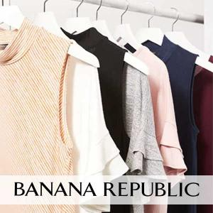 10% Off Banana Republic Purchase