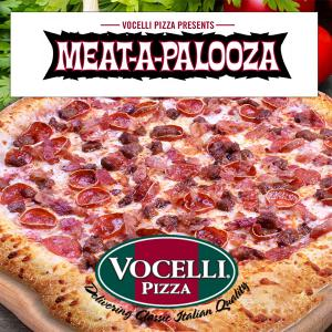 $12.99 Large All-Meat Pizza