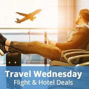 Top 161 Cheap Flights and Hotel Deals