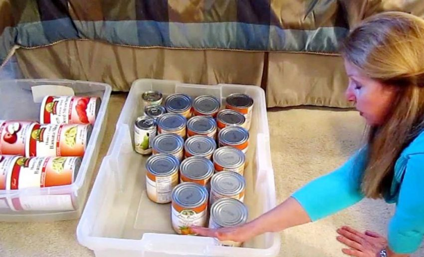 Claim Your Free 72 Hour Survival Food Kit