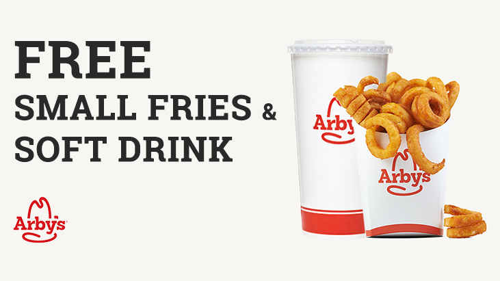 EXPIRED Arbys Get A Loaded Italian Sandwich Enjoy Small Fries Soft Drink For FREE