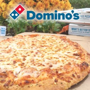 $5.99 Each for Large 2-Topping Pizzas