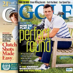 Golf Magazine: 1-Year Subscription 87% Off
