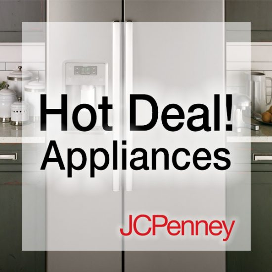 Up to 40% Off Appliance Sale + Up to 55% Off w/Minimum Purchase