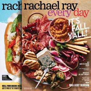 90% Off Rachael Ray Every Day Magazine